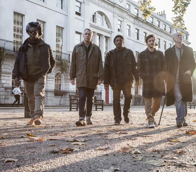Dreadzone. Photo: Simon Partington