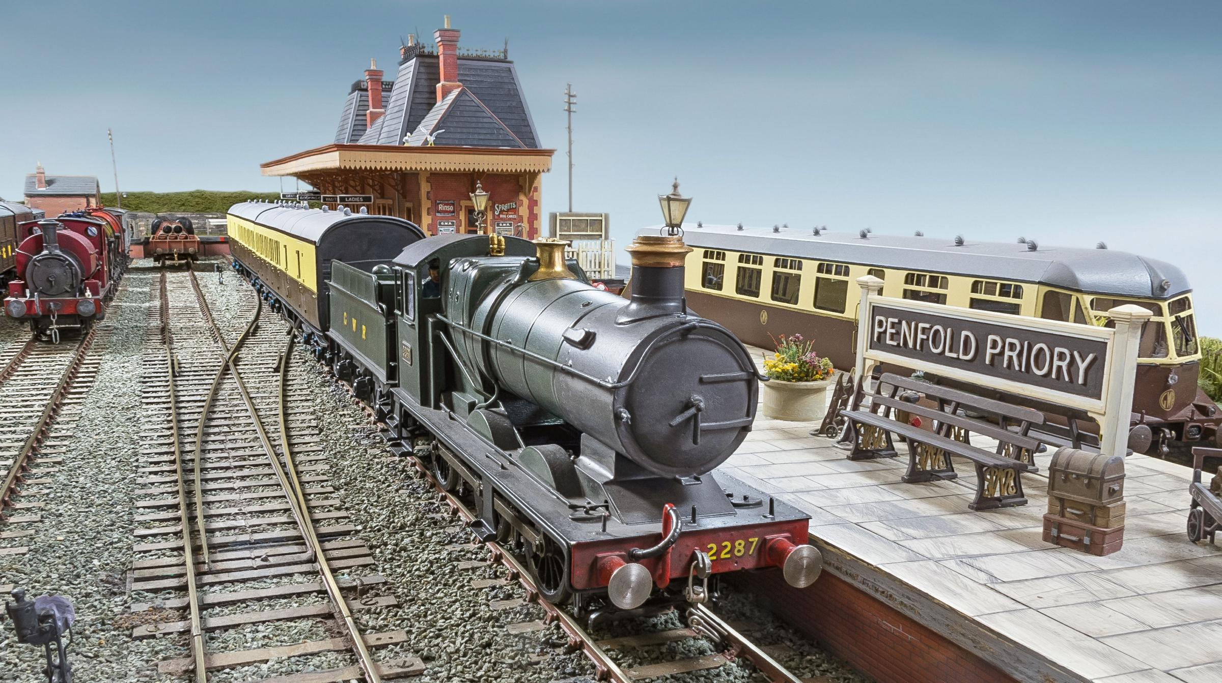 Railex 2019 Model Railway Exhibition