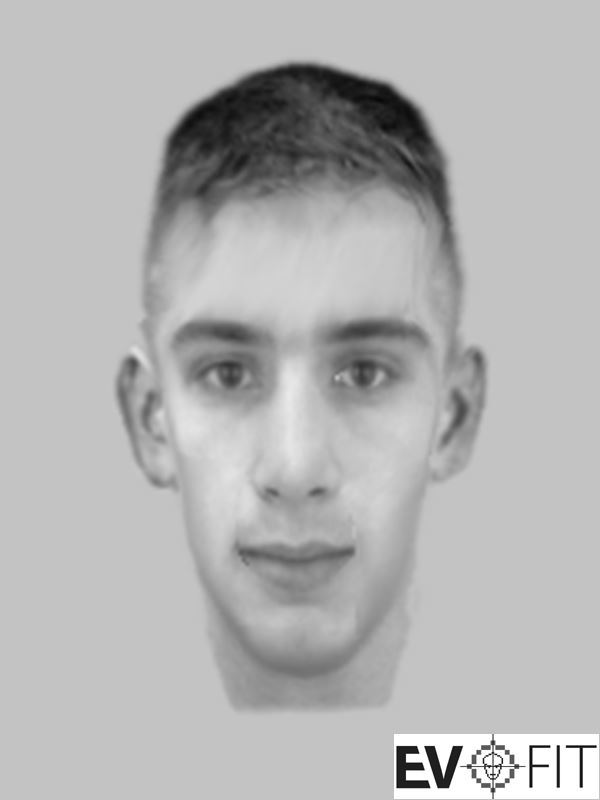 Do you recognise this individual? Credit: Herts Police