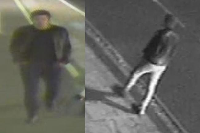Police have released images of a man they would like to speak to as part of their enquiries