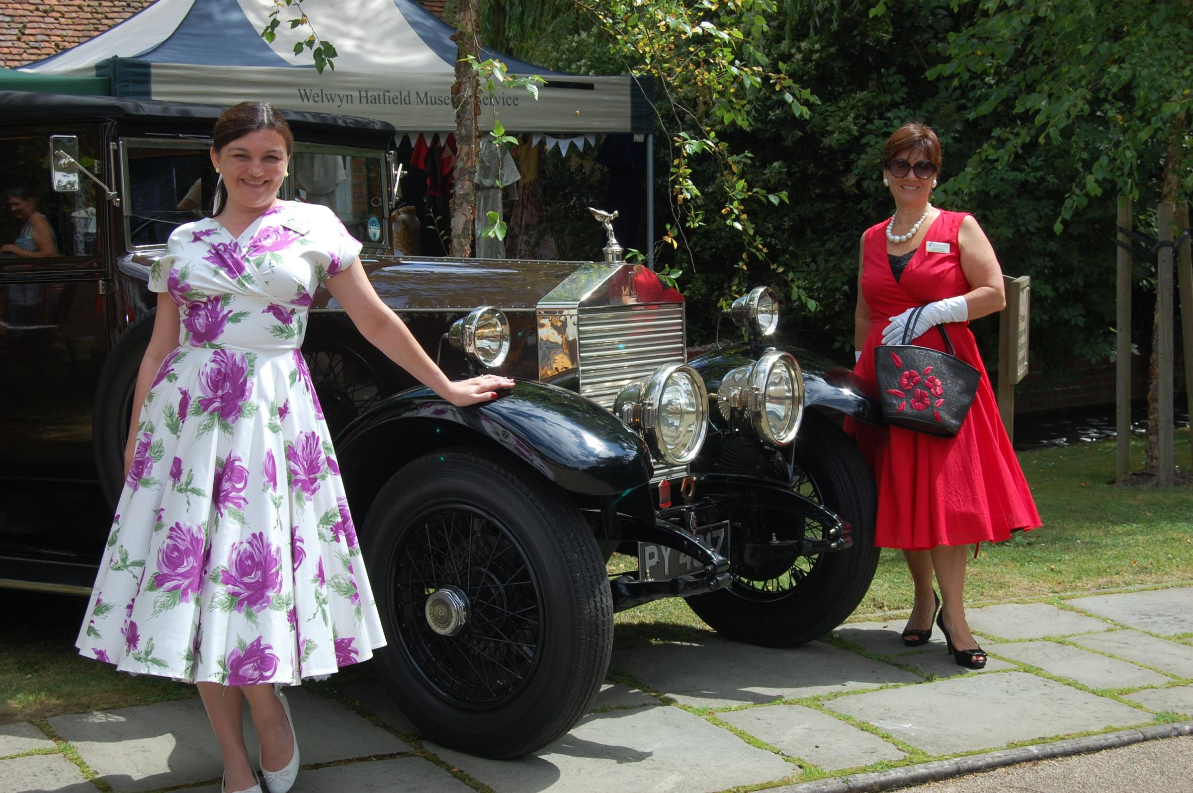 Classic Car & Vintage Day at Mill Green Museum
