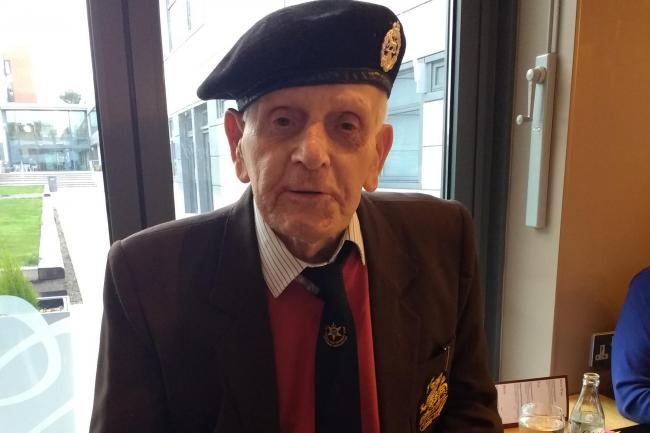D-Day veteran appeals for return of medal lost during 75th anniversary event